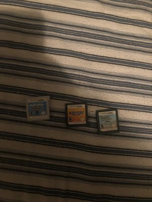 Nintendo ds and 3ds game(s) for Sale in Hemet, CA