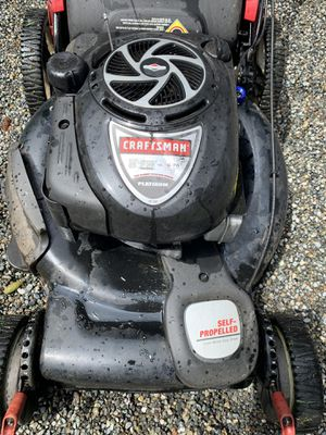 Craftsman lawn mower for Sale in Bonney Lake, WA