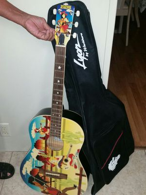Guitar with a bag for Sale in Orlando, FL