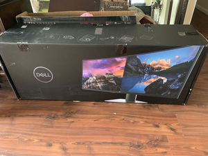 Dell 49 Curved Monitor: U4919DW for Sale in Sugar Land, TX