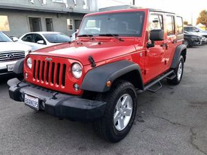 2014 Jeep Wrangler Unlimited for Sale in Lawndale, CA