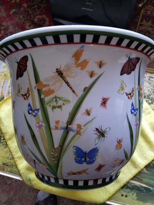 Pottery planting pots for Sale in Shoreline, WA