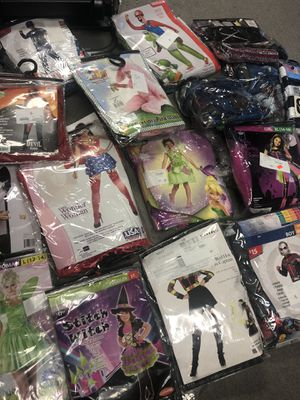 UP TO 70% OFF Halloween sale, any costume $10 for Sale in Austin, TX