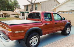 Great Shape. 2003 Toyota Tacoma 4WDWheels for Sale in Lowell, MA