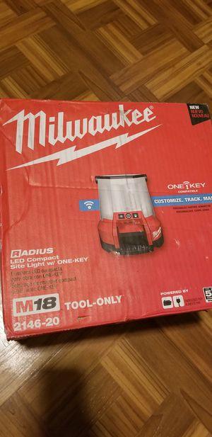 Milwaukee Jobsite Ligh ONE KEY M18 for Sale in Norwalk, CA