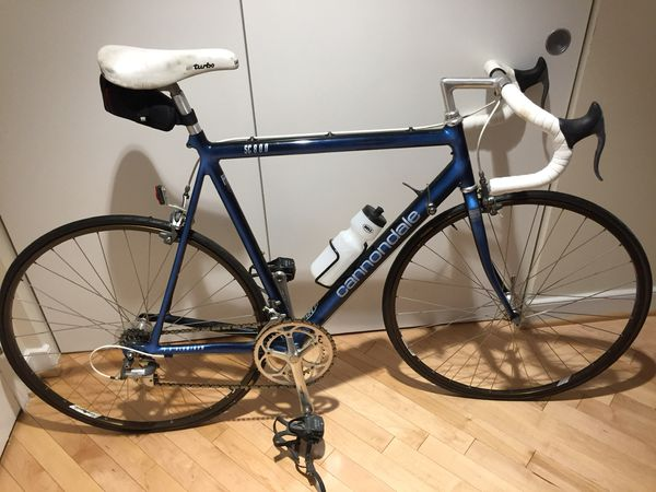 Vintage 1991 Cannondale SC 800 Criterium For Sale