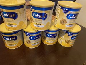 Leche Enfamil 0-12 for Sale in Oakland, CA