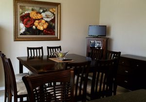 Dining Room Table Set (Includes Side Bar) for Sale in Columbia, MO