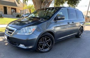 ((2005 HONDA ODYSSEY TOURING. EVERYTHING WORKS!!)) for Sale in Los Angeles, CA
