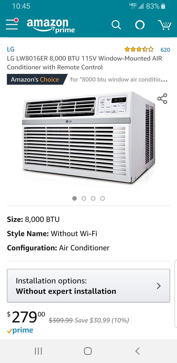 Window-mounted Air Conditioner