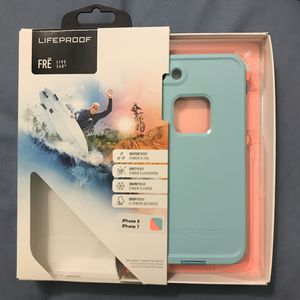 iPhone 7 or 8 Lifeproof Fre case for Sale in Los Angeles, CA
