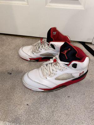 Nike Jordan 5 for Sale in Gaithersburg, MD