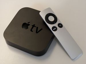 Apple TV with remote for Sale in Brooklyn, NY