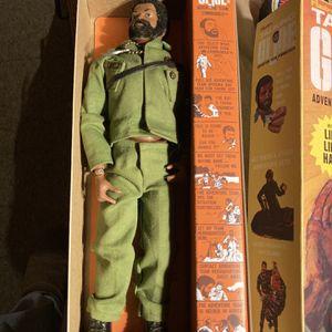 Talking black G.I. Joe commander estate sale find for Sale in NJ, US