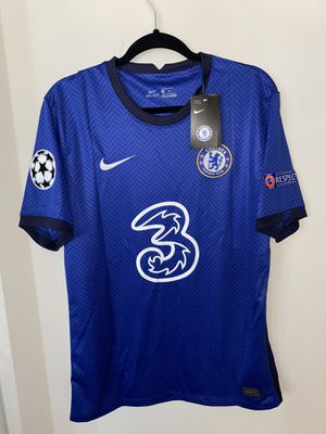 20/21 Chelsea FC Home Jersey Pulisic 10 for Sale in Alexandria, VA