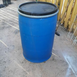 FREE 55 GAL FUEL DRUM EXCELLENT CONDITION for Sale in Miami, FL