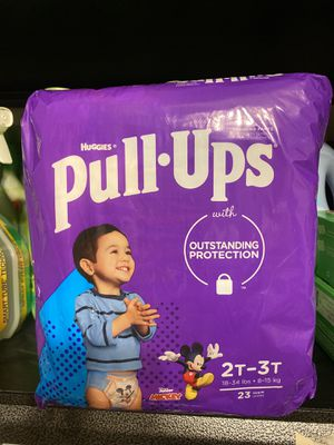 Huggies Pull Ups for Sale in Grand Prairie, TX