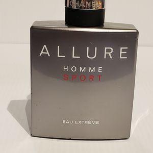 Chanel Allure Homme Sport Eau Extreme Mens Cologne Perfume Parfum for Sale in Houston, TX