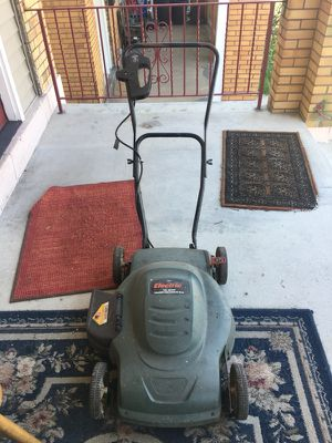 lawn mower electric for Sale in Pittsburgh, PA