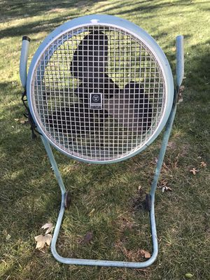 Vintage Westinghouse Blue Electric Fan Model AM 17-1 for Sale in East Norriton, PA