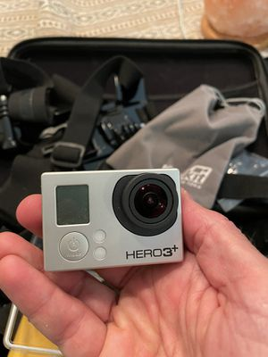 GoPro hero 3+ for Sale in Boca Raton, FL