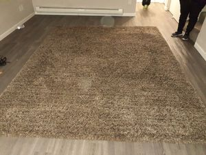 Brown rug for Sale in Fife, WA