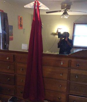 Halter prom dress size 8 for Sale in Fort Washington, MD