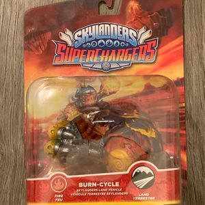 Skylanders Super Chargers Burn Cycle NEW for Sale in Plant City, FL