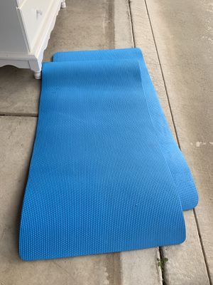 Two 46x23in exercise mats for Sale in Santa Maria, CA