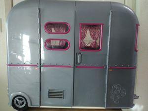 OG GIRL Doll Camper Trailer - Our Generation - Camping Road Trip for Sale in Las Vegas, NV