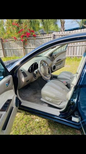 2005 nissan altima 2.5l for Sale in Tampa, FL