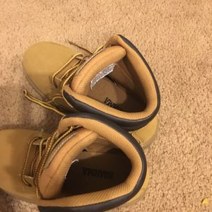 Steel toe boots for Sale in Clarksville, TN