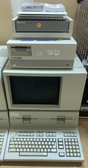 Hp 9000 236 Vintage Computer for Sale in Portland, OR