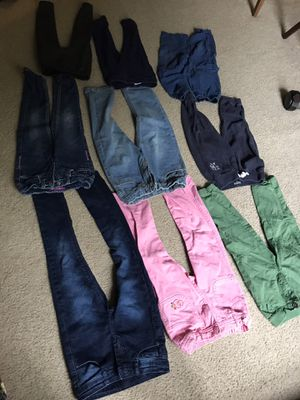 Cloths for kid boy and girl ( from one to seven years old)good condition short time used for Sale in Lexington, KY
