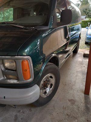 1997 express 3500 cargo van for Sale in Steilacoom, WA