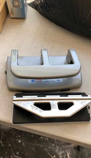 2 Three Hole Punchers for Sale in San Diego, CA