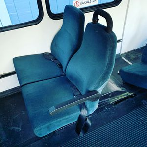 Bus Seats - Unique! for Sale in Graham, WA