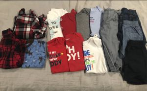 Boys toddler clothes bundle for Sale in Hayward, CA