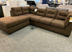 Special for Black Friday ‼ SALES SPECIAL] Maier Walnut RAF Sectional 70 for Sale in Jessup, MD