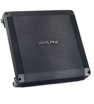 ALPINE BBX-T600 600 WATT MAX 2-CHANNEL 2-OHM STABLE CLASS A/B CAR AUDIO AMPLIFIER for Sale in Lawndale, CA