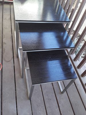 Side tables great condition for Sale in San Diego, CA