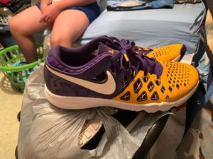 LSU Nike shoes for Sale in Austin, TX