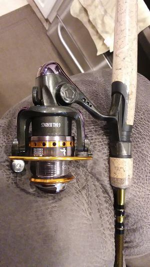 Fenwick Eagle Spinning Fishing Rod 6 ft. Combo. for Sale in Avondale, AZ