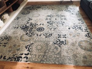 Pottery barn rug 8x10 for Sale in Redmond, WA