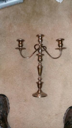 Antique candelabras Wild Rose for Sale in Stockbridge, GA