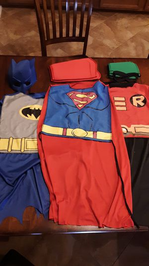 Superhero costumes for Sale in Gilbert, AZ