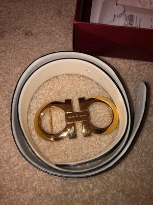 REVERSIBLE Ferragamo belt for Sale in Houston, TX