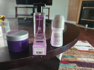 Woman odyssey perfume set for Sale in Ruskin, FL