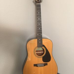 Yamaha Guitar FDO1S Great 1st Guitar for Sale in Vancouver, WA