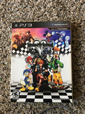 Kingdom Hearts HD 1.5 Remix for Sale in Nashville, TN